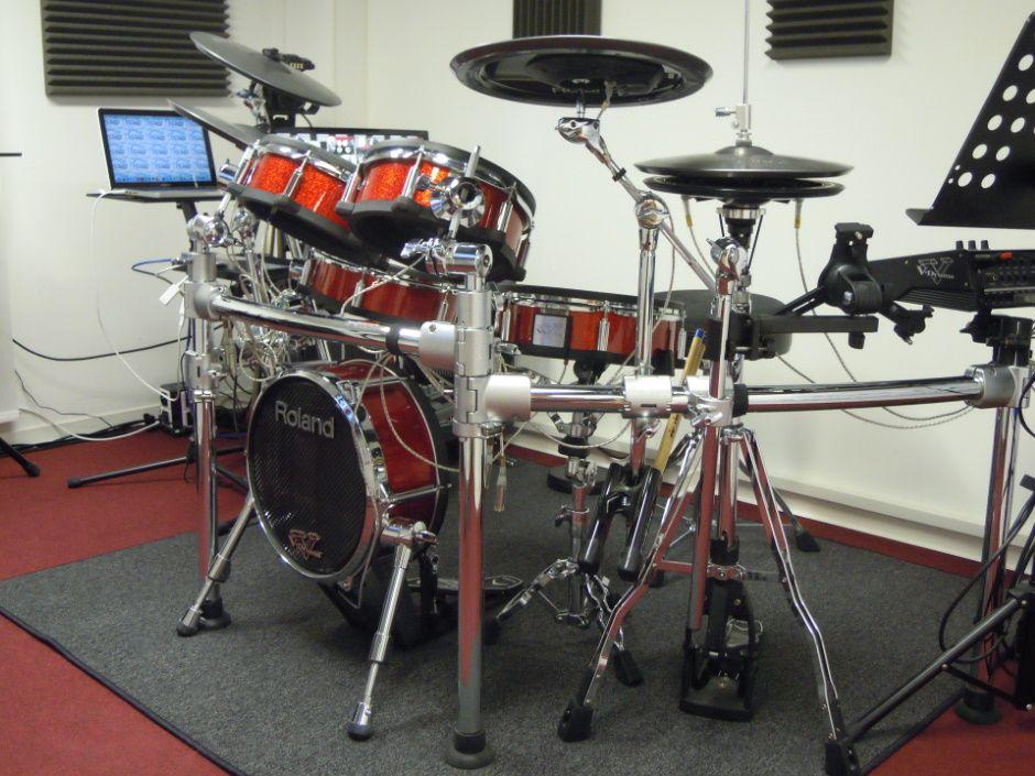 Online-Schlagzeug-Unterrichtsraum 2